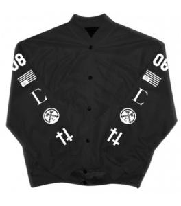 High Rank 08 Mesh Bomber Jacket // Civil Clothing