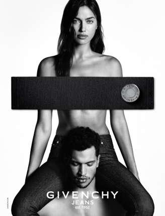 irina-shayk-topless-givenchy-jeans-campaign-1